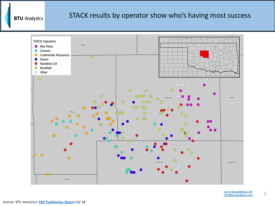 Project Springboard (SCOOP Related) - Grady County, OK - Mineral